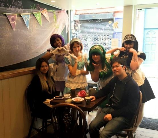 Gundam Cafe Otaku Cafe 02_01
