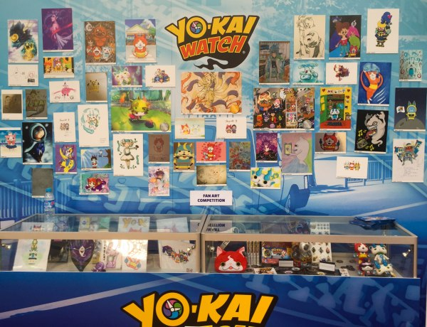 Yo-Kai Watch Fan Art
