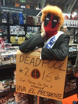 Manchester Comic-Con-Trumppool-Sign