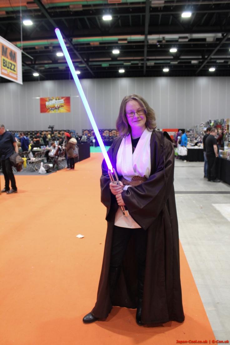 MCM-Liverpool-Comic-Con-March-2017-UK-Cosplay-Star-Wars-Jedi-Female