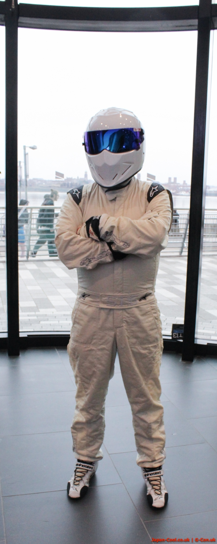 MCM-Liverpool-Comic-Con-March-2017-UK-Cosplay-Stig-Top-Gear
