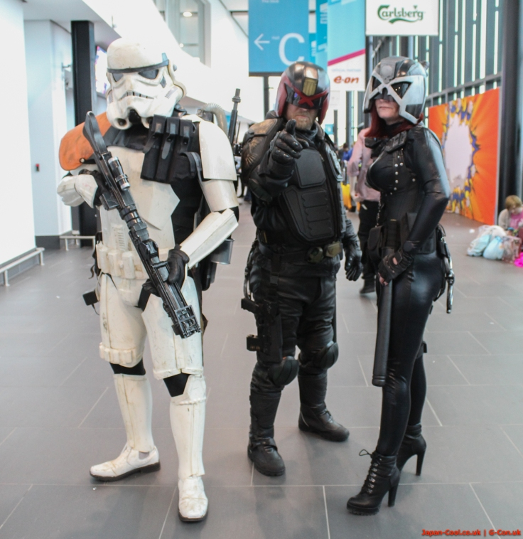 MCM-Liverpool-Comic-Con-March-2017-UK-Cosplay-Trio