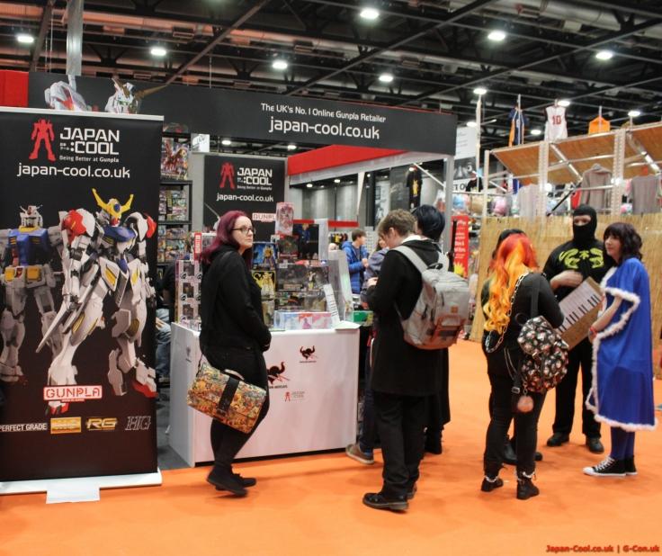 MCM-Liverpool-Comic-Con-March-2017-UK-Exhibitor-Japan-Cool-Gunpla-Gundam-Convention-02
