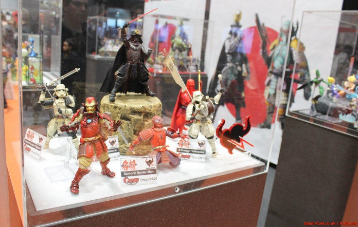 MCM-Liverpool-Comic-Con-March-2017-UK-Exhibitor-Tamashii-Nations-Figures