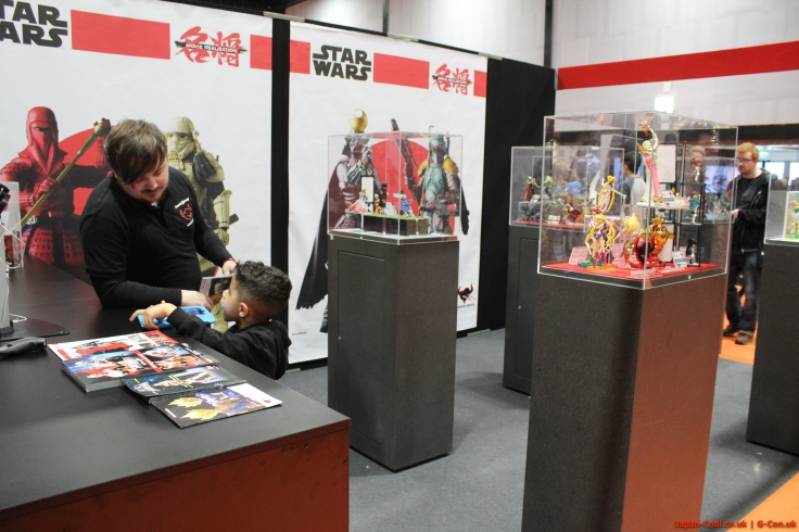 MCM-Liverpool-Comic-Con-March-2017-UK-Exhibitor-Tamashii-Nations